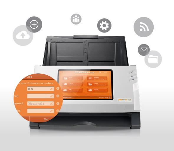 Plustek eScan A280 Enterprise